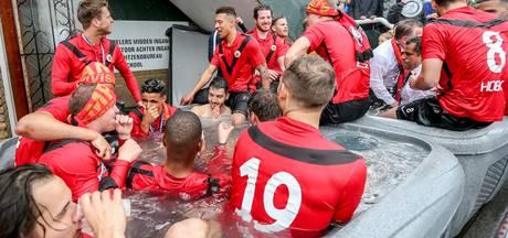 Herboren AFC voor het eerst de beste van het land