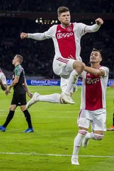 Ajax met vertrouwen richting krakers tegen AEK en PSV