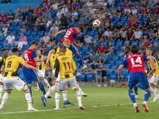 Rood Clarke-Salter leidt Europese uitschakeling Vitesse in