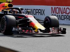 Verstappen wederom tweede achter Ricciardo in Monaco