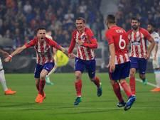 Dodelijke Griezmann leidt Atlético naar Europa League-winst