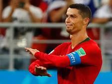 Portugal komt heel goed weg tegen Iran en treft nu Uruguay
