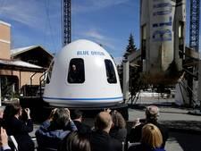 Amazon-baas verkoopt aandelen om ruimteproject te bekostigen