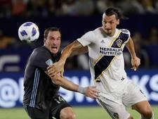 Ibrahimovic beste nieuwkomer in Amerikaanse MLS