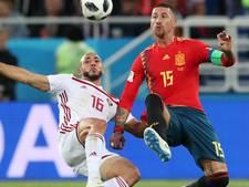 Marokko neemt waardig afscheid van WK