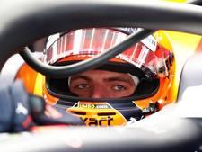Hamilton op pole in Spa, nijdige Verstappen naar P7