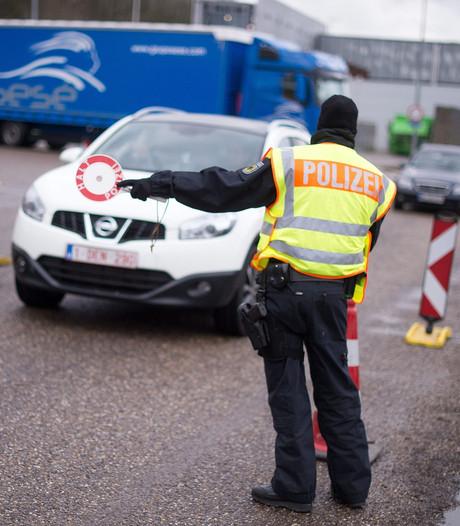 Geen vaste controles Duitsland meer bij Oostenrijkse grens