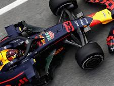 Red Bull kort achter Hamilton in tweede training